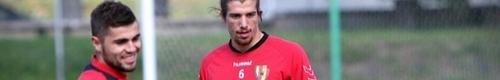 kielce sport Darko Vucić i Kristjan Miljević nie wykazali się podczas testów