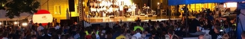 kielce wiadomości Setki wiernych na Uwielbieniu w centrum Kielc (zdjęcia,video)