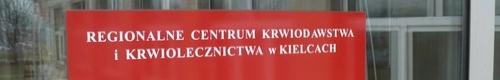 kielce wiadomości RCKiK prosi o pomoc – w regionie brakuje krwi