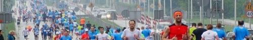 kielce sport W niedzielę duże utrudnienia w Kielcach - ulicami pobiegną uczestni
