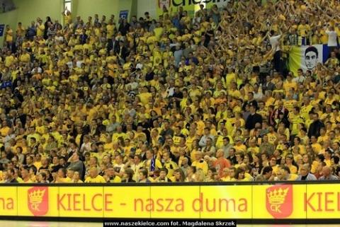 kielce sport PGE VIVE Kielce wygrało na wyjeździe. Przełamali złą passę