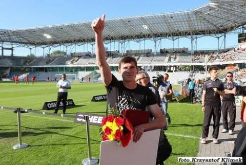 kielce sport Korona Kielce przegrała mecz z Zagłębiem Lubin 0:2 (ZDJĘCIA)
