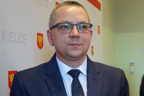 kielce wiadomości Arkadiusz Kubiec wiceprezydentem Kielc. Bogdan Wenta powołał zastępcę