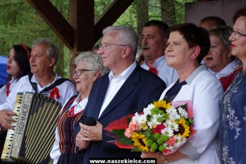 kielce wiadomości Beata Szydło w Tokarni: Dotrzymaliśmy słowa (ZDJĘCIA,WIDEO)