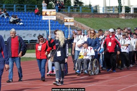 kielce wiadomości Europaragedon czyli festiwal dla niepełnosprawnych (ZDJĘCIA)