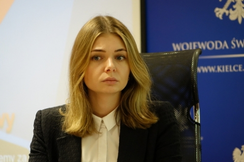 kielce wiadomości Wojewoda ma rzecznika. Kim jest Ewa Łukomska?