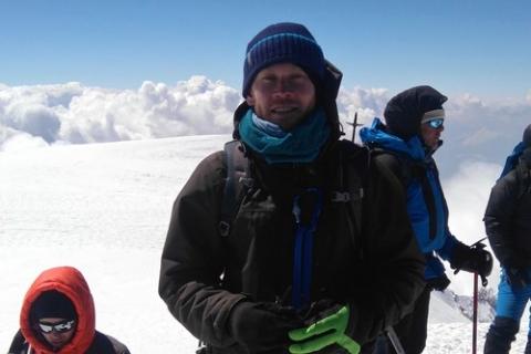 kielce wiadomości  Elbrus i Ironman w cztery tygodnie. Niezwykły wyczyn kielczanina!