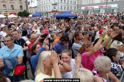 """kielce wiadomości """"20 lat. Świętokrzyskie to My"""" - koncertowe obchody na Placu Artystów"""