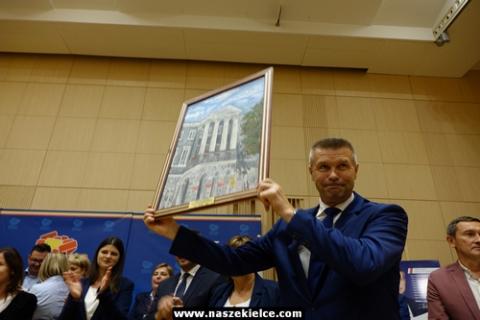 kielce wiadomości Bogdan Wenta: Nie ma porozumienia z prezydentem Lubawskim (ZDJĘCIA,WIDEO)