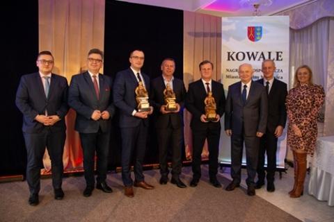 kielce wiadomości Morawica nagrodziła najlepszych przedsiębiorców