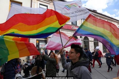 kielce wiadomości Marsz Równości LGBT w Kielcach pod znakiem zapytania. Zgłoszono kilkanaście kontrmanifestacji