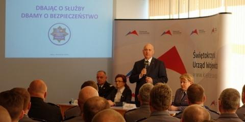 kielce wiadomości Minister odwiedził Kielce i wręczył promesy na 36 milionów (ZDJĘCIA)