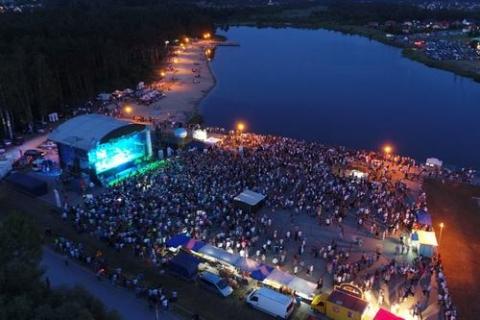 kielce wiadomości Rewelacyjne powitanie lata nad zalewem w Morawicy!
