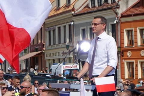 kielce wiadomości Premier Morawiecki odwiedzi region