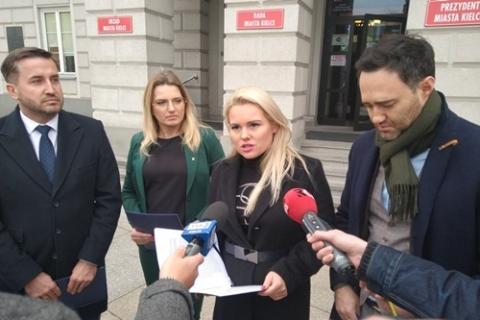 kielce wiadomości Radni mają sposoby na walkę ze smogiem. Propozycje trafiły do władz Kielc