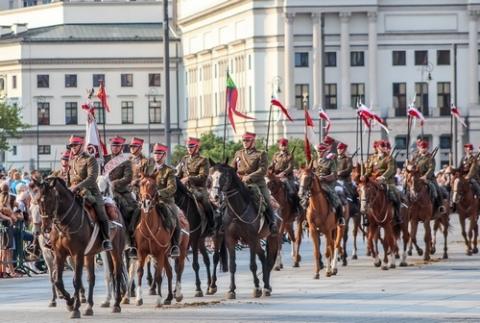 kielce wiadomości Ułani zapraszają na setną rocznicę  powstania pułku