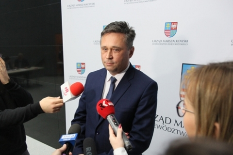 kielce wiadomości Tomasz Jamka nowym członkiem zarządu województwa