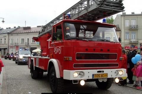 kielce wiadomości Wojewódzkie obchody Dnia Strażaka w Kielcach. Będzie defilada i grochówka