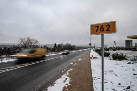kielce wiadomości Odcinek drogi 762 otwarty. Łatwiej z Chęcin do Małogoszcza