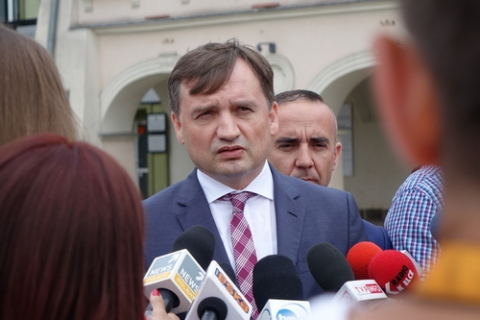 kielce wiadomości Minister Ziobro w Kielcach o zaostrzeniu kodeksu karnego