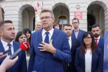 kielce wiadomości Kandydat na prezydenta Kielc służył w ZOMO?