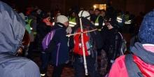 kielce wiadomości Nocna droga krzyżowa z Kielc na Święty Krzyż