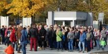 kielce wiadomości Tłumy zwiedzały Ogród Botaniczny (ZDJĘCIA, WIDEO)